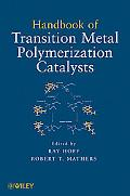 Handbook of Transition Metal Polymerization Catalysts