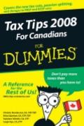 Tax Tips for Canadians for Dummies, 2008 Edition