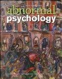 Abnormal Psychology, Fourth Canadian Edition