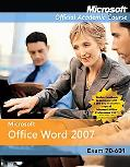 Microsoft Office Word 2007 Instructor's Copy