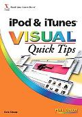 iPod & iTunes VISUAL Quick Tips
