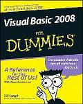 Visual Basic 2008 For Dummies