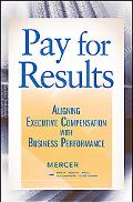 Implementing Pay for Performance: A Practical Guide