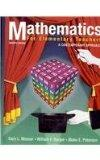 Mathematics for Elementary Teachers: A Contemporary Approach 7th Edition with Fantasy Soccer...