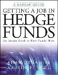 Getting a Job in Hedge Funds