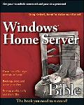 Windows Home Server Bible