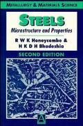 Steels:microstructure+properties