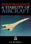 Performance and Stability of Aircraft - J. B. Russell - Paperback
