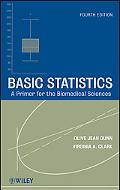 Basic Statistics: A Primer for the Biomedical Sciences