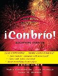 Con BrO! 1st Edition Student Text W/ Audio CDs Binder Ready Version