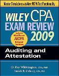 Wiley CPA Exam Review 2009: Auditing and Attestation