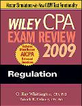 Wiley CPA Exam Review 2009: Regulation