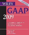 Wiley GAAP: Interpretation and Application of Generally Accepted Accounting Principles 2009
