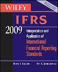 Wiley Ifrs 2009: Interpretation and Application of International Accounting and Financial Re...