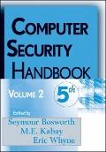 Computer Security Handbook, Fifth Edition, Volume 2