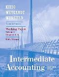 Working Papers, T/a Intermediate Accounting 13E