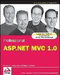 Professional ASP.NET 3.5 MVC