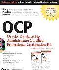 OCP: Oracle Database 11g Administrator Certified Professional Certification Kit: (1Z1-051, 1...