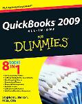 QuickBooks 2009 All-in-One For Dummies