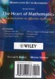 The Heart of Mathematics, Manipulative Kit: An Invitation to Effective Thinking (Key Curricu...