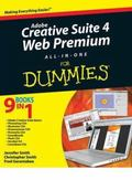 Adobe Creative Suite 4 Web Premium All-in-One For Dummies (For Dummies Series)