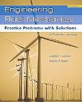 Engineering Fluid Mechanics 9E Practice Problems with Solutions