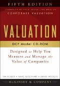 Valuation DCF Model: Designed to Help You Measure and Manage the Value of Companies (Wiley F...