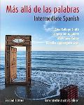 Mas alla de las palabras, Textbook and Annotated Instructor's Manual: A Complete Program in ...