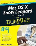 Mac OS X Snow Leopard All-in-One For Dummies (For Dummies (Computers))