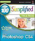 Adobe Photoshop CS4: Top 100 Simplified Tips & Tricks (Top 100 Simplified Tips & Tricks Series)