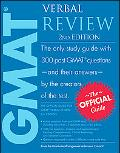 The Official Guide for GMAT Verbal Review, 2nd Edition