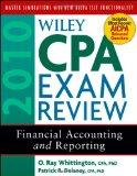 Wiley CPA Exam Review 2010, Financial Accounting and Reporting (Wiley CPA Examination Review...