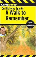 Cliffsnotes on Spark's a Walk to Remember