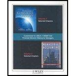 Financial Decision Making for Managers (Custom Textbook for UMUC MGMT 640) (Vol 1 and Vol 2 ...
