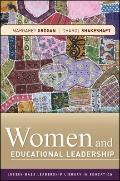 Women and Educational Leadership (Jossey-Bass Leadership Library in Education)
