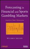 Forecasting in Financial and Sports Gambling Markets : Adaptive Drift Modeling