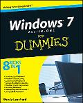Windows 7 All-in-One For Dummies (For Dummies (Computers))