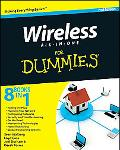 Wireless All In One For Dummies (For Dummies (Computers))