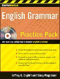 CliffsNotes English Grammar Practice Pack (Cliffnotes)