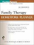 Brief Family Therapy Homework Planner (PracticePlanners?)