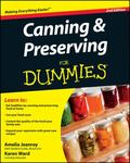 Canning and Preserving For Dummies (For Dummies (Cooking))
