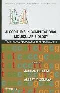 Algorithms in Computational Molecular Biology: Techniques, Approaches and Applications (Wile...