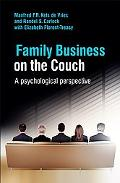 Family Business in the Couch - A Psychological Perspective