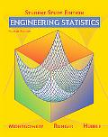 Engineering Statistics, Textbook and Student Solutions Manual