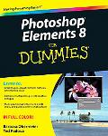 Photoshop Elements 8 For Dummies (For Dummies (Computer/Tech))