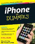 iPhone For Dummies: Includes iPhone 3GS (For Dummies (Computer/Tech))