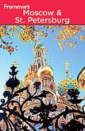 Frommer's Moscow & St. Petersburg (Frommer's Complete)