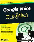 Google Voice For Dummies (For Dummies (Computer/Tech))