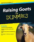 Raising Goats For Dummies (For Dummies (Pets))