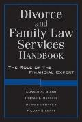 Family Law Services Handbook : The Role of the Financial Expert